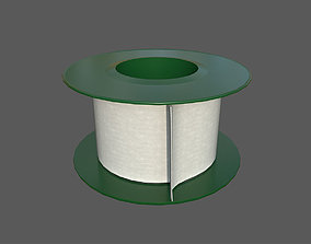 Surgical tape 3D model