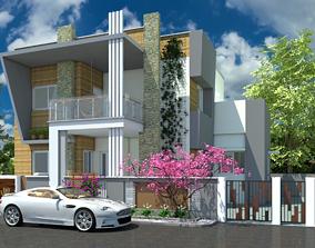 Villa 2 house model