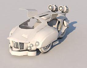 Auto Explorer V02 3D model