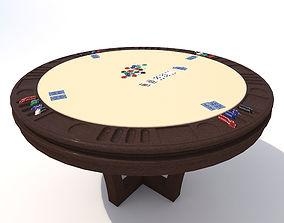 Poker Table 3D