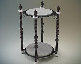3D TableForCandles