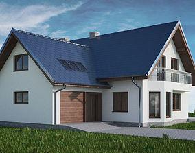 3D asset House 10C2