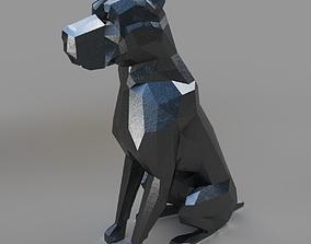 Friend of man 3D asset