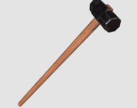 3D model Sledge Hammer