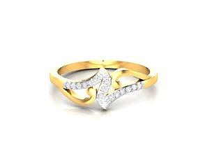 women jewel Women bride band ring 3dm render detail