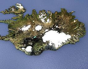 3D Iceland