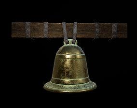 Church Bell 3D asset