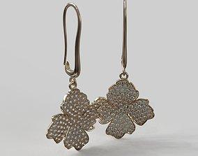 earrings ER 02 3D printable model