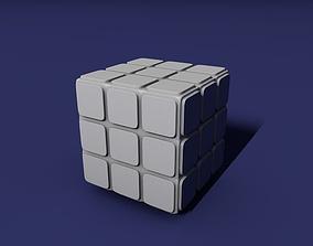3D printable model Rubiks cube