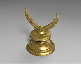 3D print model Stand for the Eye of Agamotto doctor