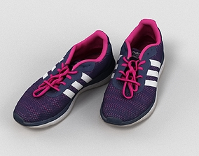 footwear Shoes 3D