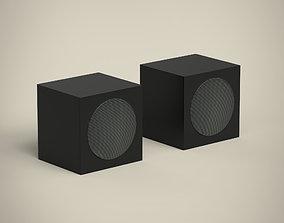 3D model VR / AR ready Speakers
