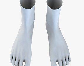 Feet model