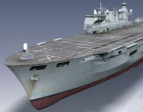 HMS Ocean 3D model