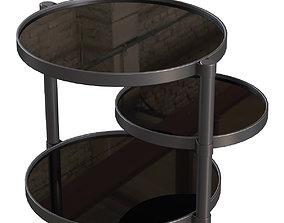 Lehome T308 Bedside Table 3D model