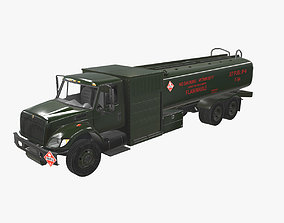 3D model Refueler Green International 7400