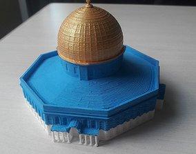 Al-Aqsa Mosque - Mescid-i Aksa 3D