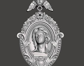 3D printable model Medalion