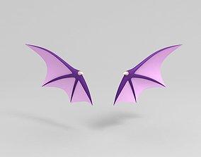 3D Monster Wing
