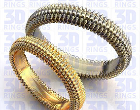 3D model Wedding rings 623