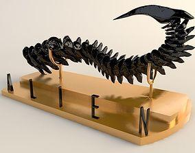 3D print model THE TAIL OF ALIEN
