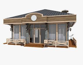 Trade Pavilion Shop 3D
