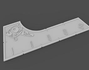 Warcry ruler powerpuff girls 3D printable model