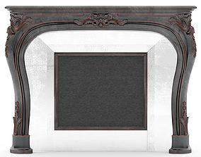 Fireplace Roberto Giovannini 1363 3D