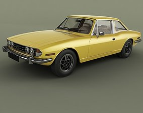 Triumph Stag Hard Top 3D