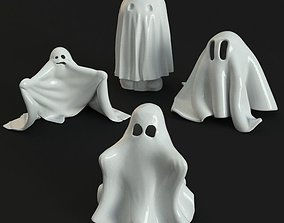 3D ghosts figure