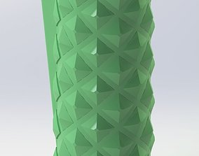 3D print model Clipper Case Pyramidal Surface