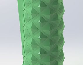 3D print model Clipper Case Pyramidal Surface