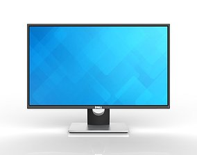 Dell LED Monitor 3D model