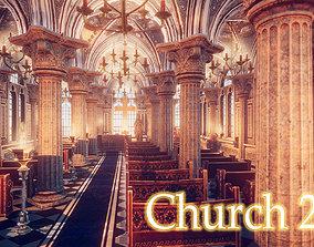 Church 2 3D model realtime