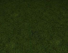 ground grass tile 4 3D model