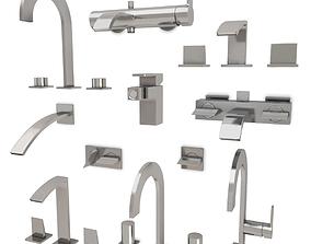 3D Bathroom Mixers Giro Imagine