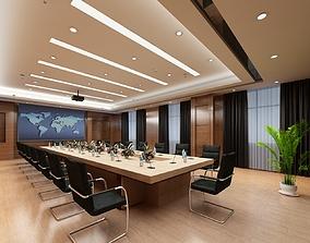 Conference Room 06 3D model
