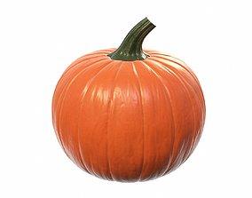 3D PBR Pumpkin