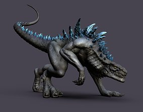 3D Godzilla
