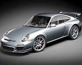 Porsche 911 GT3 2010 3D