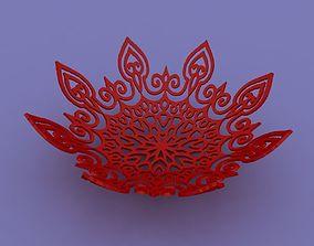 Bowl 3D printable model