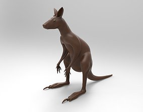 figurines KangarOO 3D print model