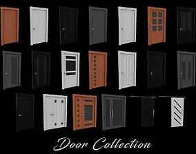 window Door Collection 3D model