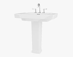 3D hand Bathroom Sink
