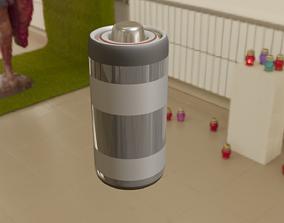 3D Battery Model