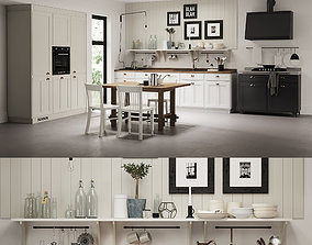 KITCHEN Scavolini 3D model realtime