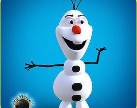 Olaf - Frozen 3D model