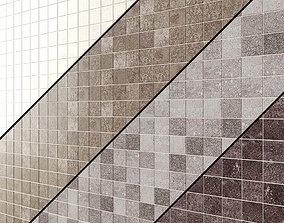 3D Tread Mosaic