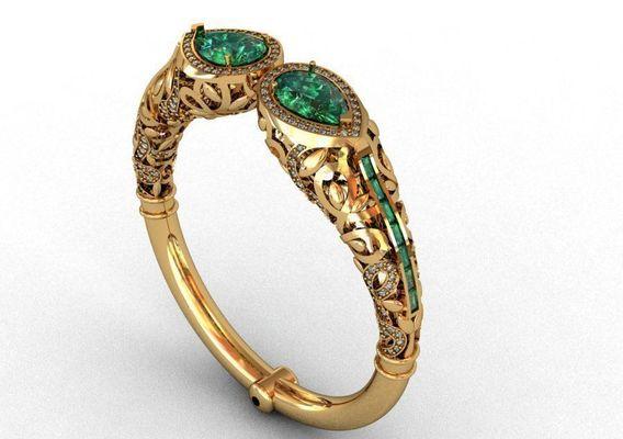 Jewelwry design