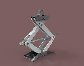 3D model Jack
